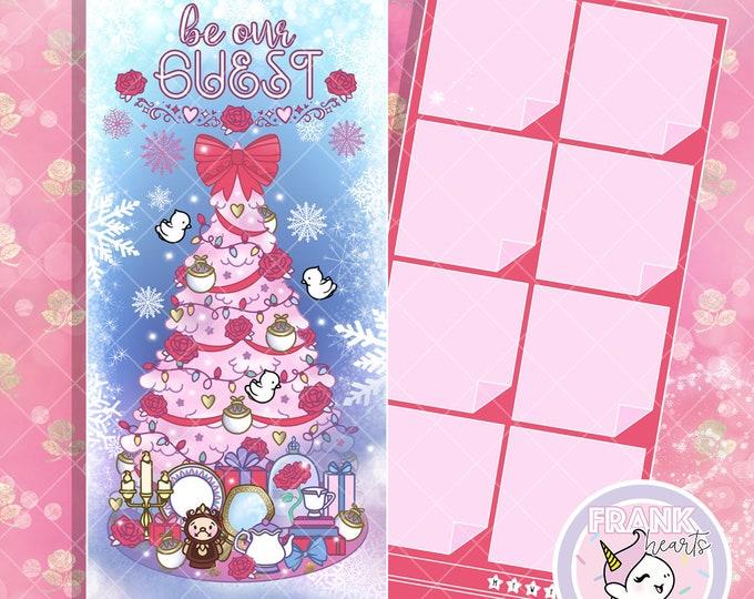 WEEKS FORMAT - Belle's Christmas Tree