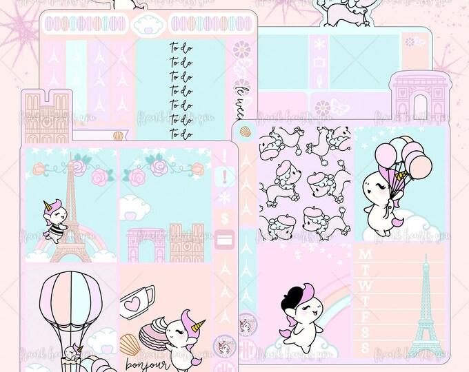 Sprinkles Loves Paris Mini Kit - 4 Sheets