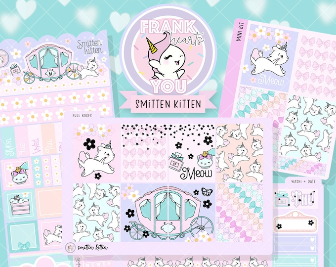 Smitten Kitten Collection - PICK YOUR FORMAT