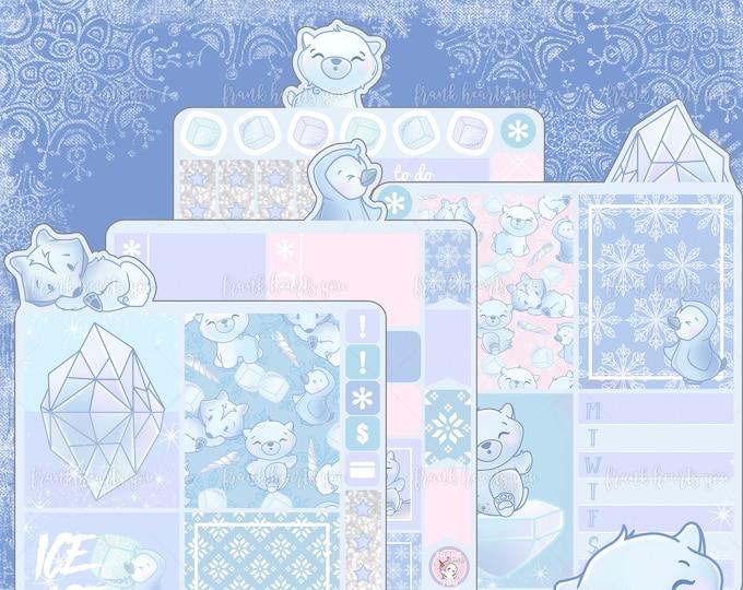Ice Ice Baby Mini Kit - 4 Sheets