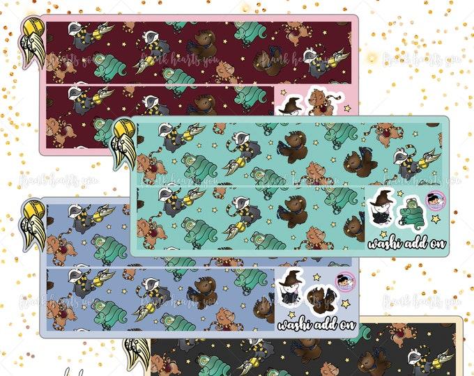 All Sorted! EC Bottom Washi - Add On Mini Sheet