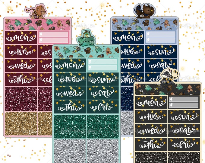 All Sorted! Date Covers & Glitter - Add On Mini Sheet