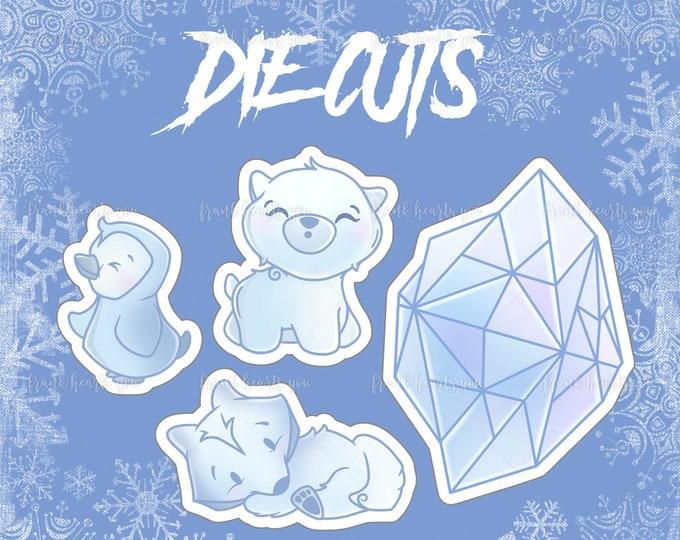 Last Stock! Ice Ice Baby - Die Cut Pack