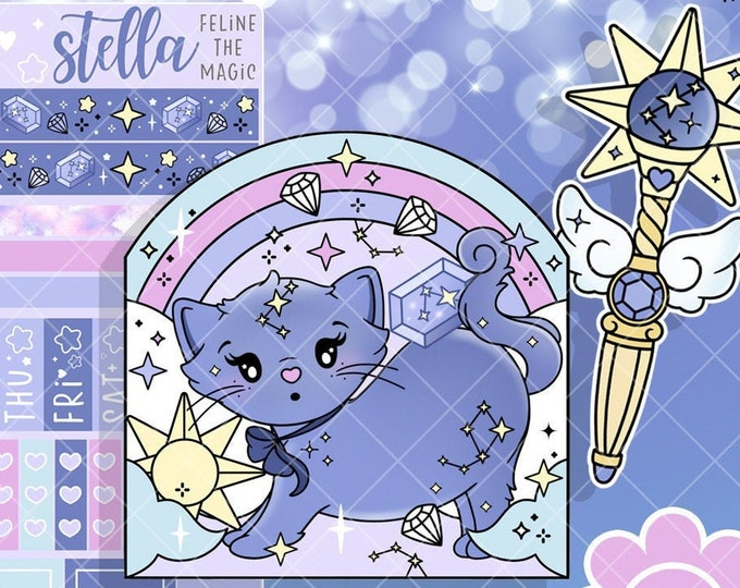 Stella the Constellation Kitten Collection - SOLD PER ITEM!