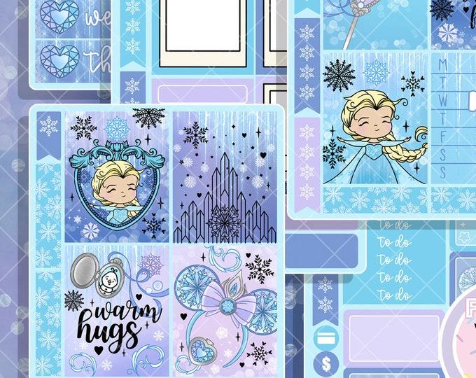 Warm Hugs - Foiled Mini Kit