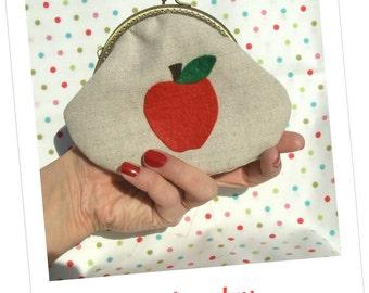 Apple clutch