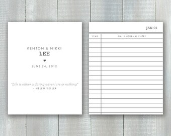 Milestone Calendar PDF