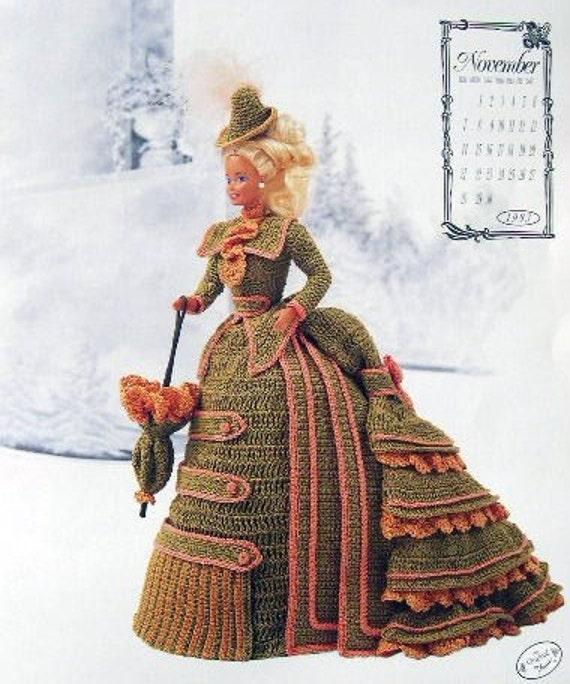 Reliquia ático Crochet vestido modelo 1993 victoriano Lady