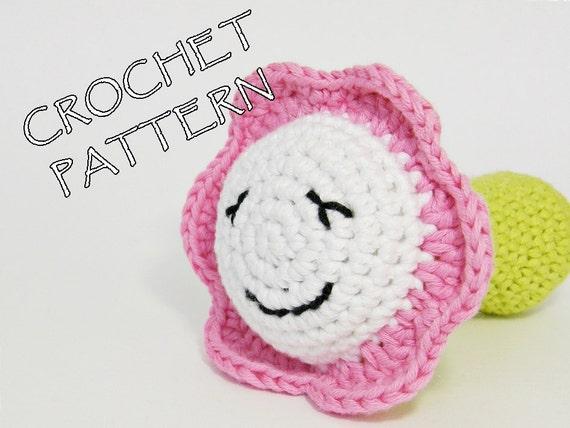 10 More Beautiful and Free Crochet Flower Patterns | Haken ... | 428x570