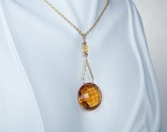 Santa Fe Sunset - Necklace