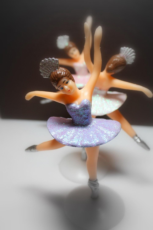 Ballerina Cake Topper 5 Inch Custom Hand Painted Your ...