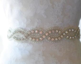 Wedding Belt Sash, Bridal Belt, Bridal Sash, Belt, Crystal Sash, Rhinestone Belt, Wedding Belt Sash, Crystal Wedding Belt,