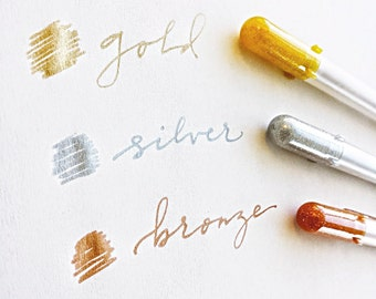 ALMOST FREE with 25 DOLLAR purchase - Sakura Gelly Roll Pen | Smooth fine point ink pen | archival & waterproof