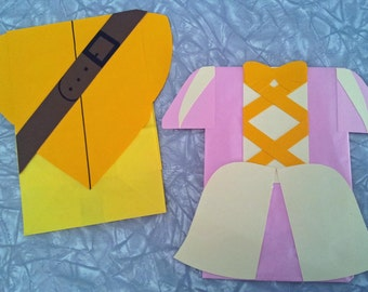 Prince & Princess Treat Sacks - Royalty Castle Medieval Knight Theme Birthday Party Favor Bags by jettabees on Etsy