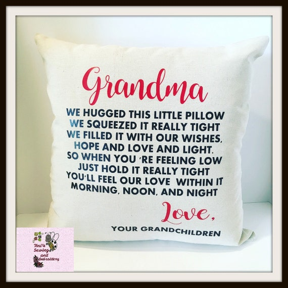 Grandma pillow | Etsy