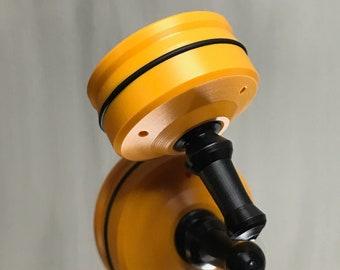 Impulse 25S spin top – Yellow