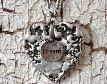 Dream Heart necklace