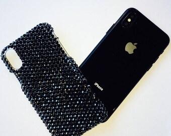 buy popular 509c4 51f9e Swarovski phone case   Etsy