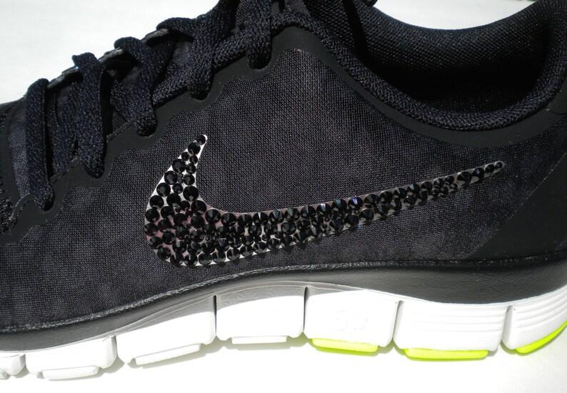 25a9ab4db58c I Will Custom Bedazzle YOUR Nike or Adidas Shoes w  Swarovski