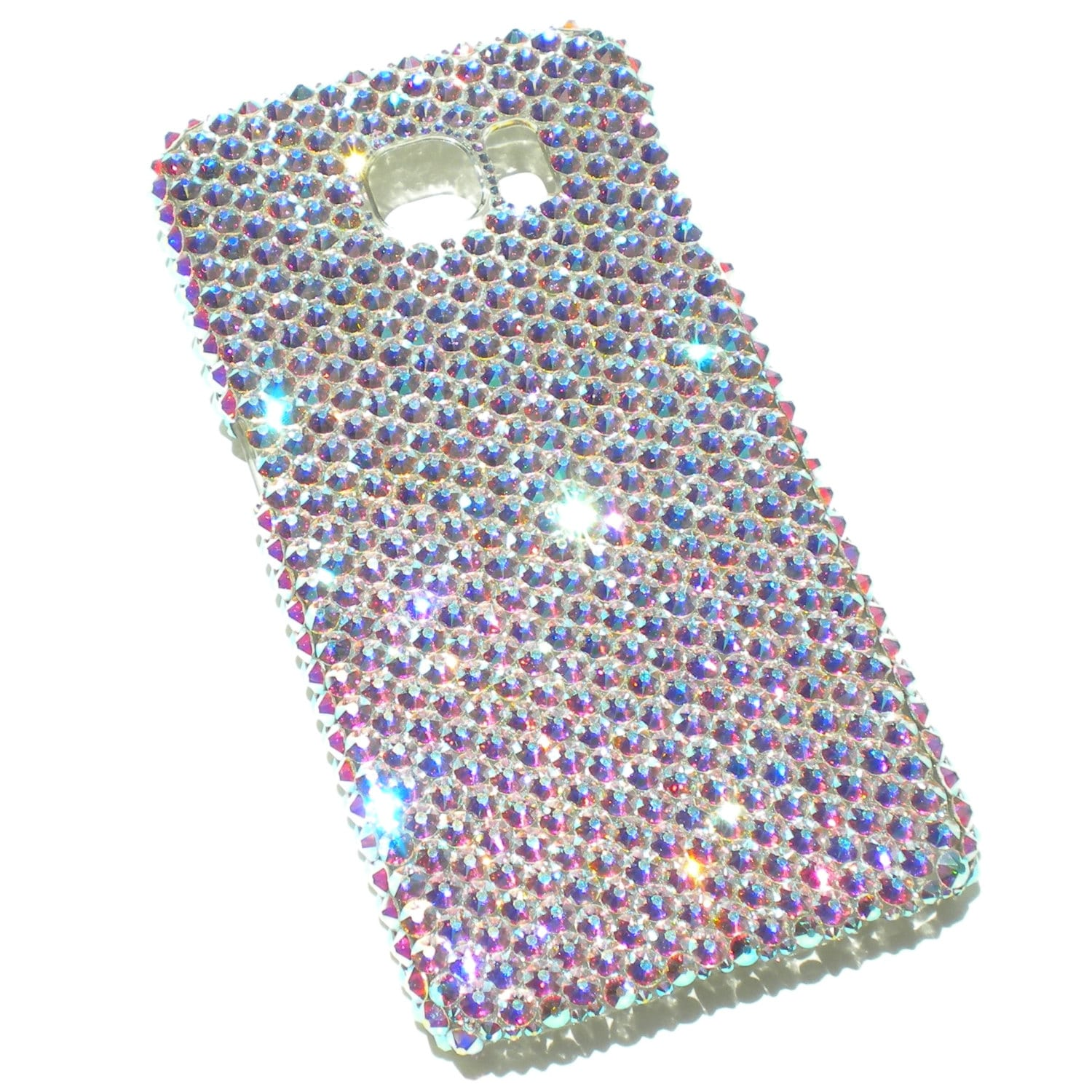 16d90f90e For New Samsung Galaxy S6 Edge Iridescent Crystal AB   Etsy