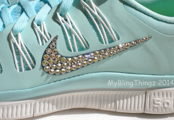 I Will Custom Bedazzle YOUR Nike Shoes with REAL Swarovski  52e08c761