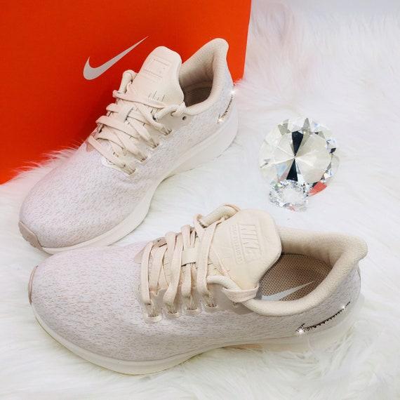 35 bedazzled Air Nike Premium Swooshes Eis Bling handgefertigt Pegasus Schuhe Swarovski Guava Zoom mit Kristallen 2eY9EHDIWb