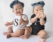 Twin Costume, Salt and Pepper Shaker,  Sibling Sets, Foodie Gift, Funny Baby, Family Halloween Costume, Kid Costume, The Wishing Elephant