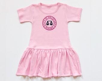 Rockford Peaches Costume, Pink Girls Dress, Baseball Costume, Cute Kids Costume, Halloween, Toddler Dress Up, Photoshoot Idea, Georgia Peach