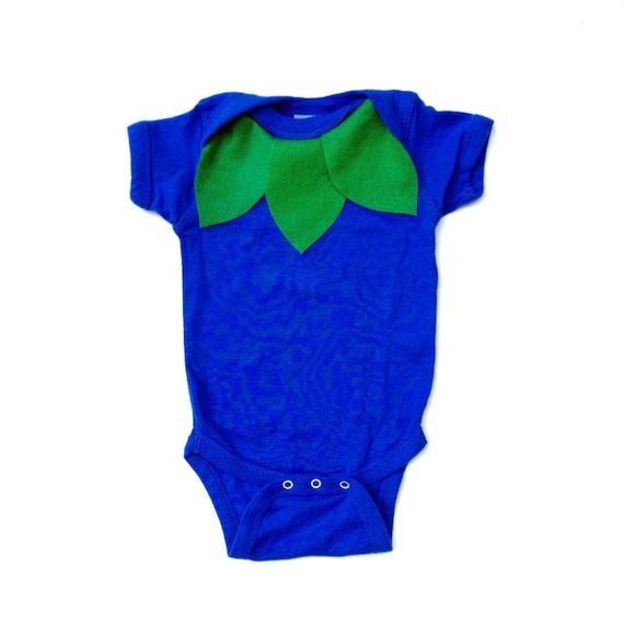 Blueberry Baby Halloween Costume