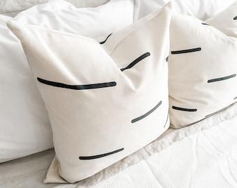 Modern Farmhouse Bar Pillow Cover