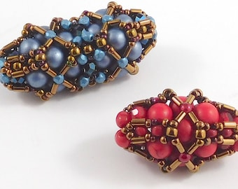 Gatsby beaded bead Instant Downloadable pattern