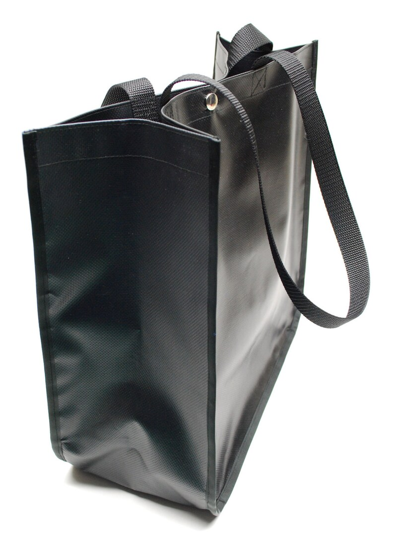 fb6efe513cab Heavy Duty PVC Waterproof Shopping Bags