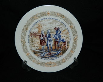 FREE SHIPPING G.Z.L Roses and Gold Antique Porcelain Dish Occupied Japan George Zoltan Lefton