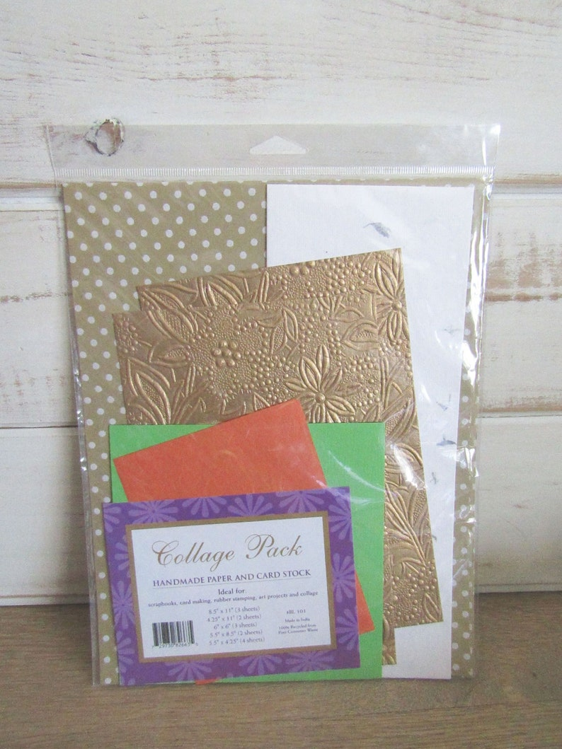 Collage Paper Pack FREE SHIPPING