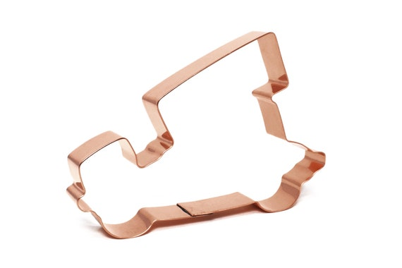 Sprint Race Car ~ Copper Cookie Cutter ~ Handcrafted by The Fussy Pup