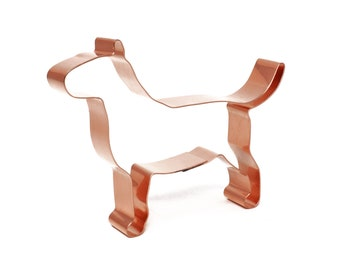 No. 1 Bull Terrier Dog Breed Cookie Cutter - Handcrafted by The Fussy Pup