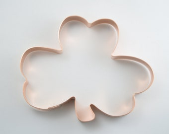 Lucky Shamrock St Patrick's Day Cookie Cutter - Handcrafted by The Fussy Pup