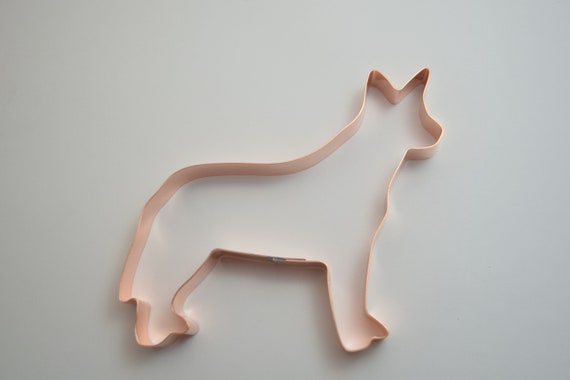 Handcrafted by The Fussy Pup Australian Terrier Dog Breed Cookie Cutter