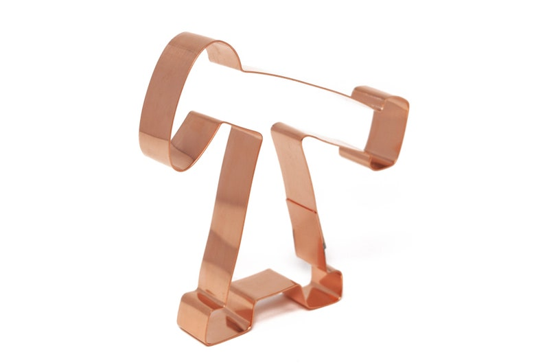 Pumpjack / Oil Pump  Cookie Cutter  Handcrafted by The Fussy image 0