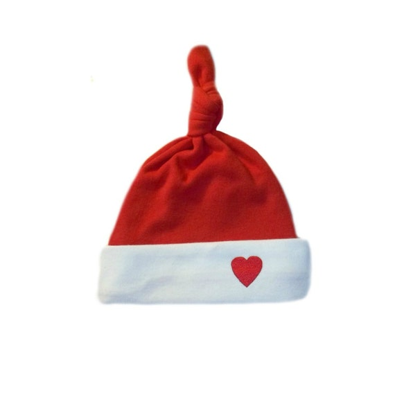 White Shining Star Unisex Baby Knotted Hat 6 Preemie Newborn and Toddler Sizes