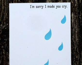 Made You Cry