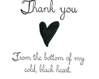Black Heart Thanks - the box set