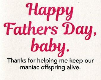 Maniac Offspring Father's Day