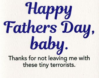 Don't Leave Me Here Father's Day