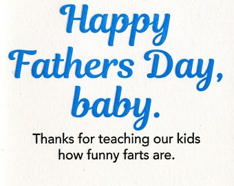 Father's Day Farts