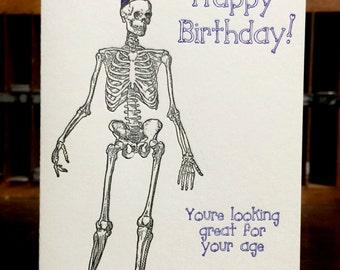 Skeleton Birthday