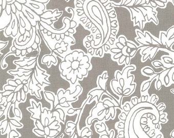 SALE *** Mara in Mud from the Whisper Collection - 1 yard - Michael Miller Fabric