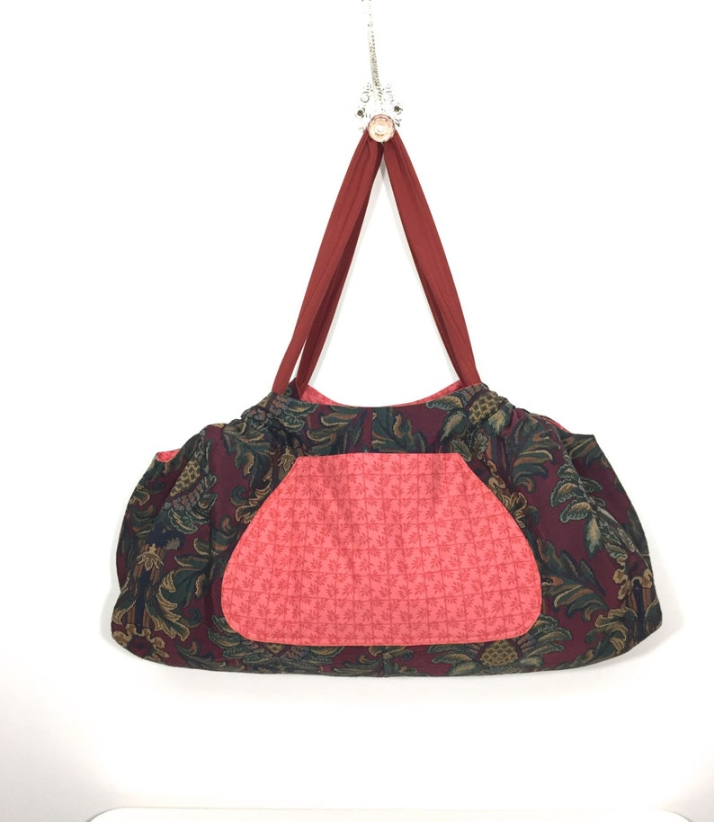 Yoga Tote Gym Bag Reversible Extra Large Yoga Mat Tote Bag Etsy