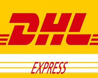 DHL 1-3 business days Extra Fee for Express Shipping (No delivery to the PO Box)