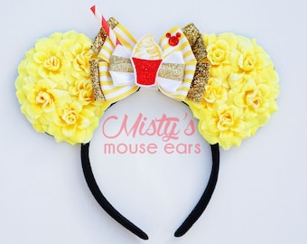 Inspired Dole Whip Rose Mouse Ears